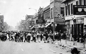 Detroit race riots